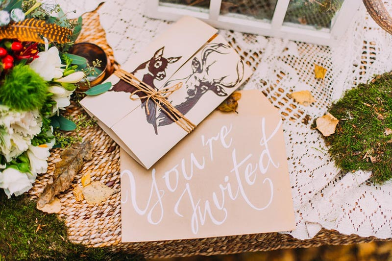 Wedding Survival Guide – Invitations